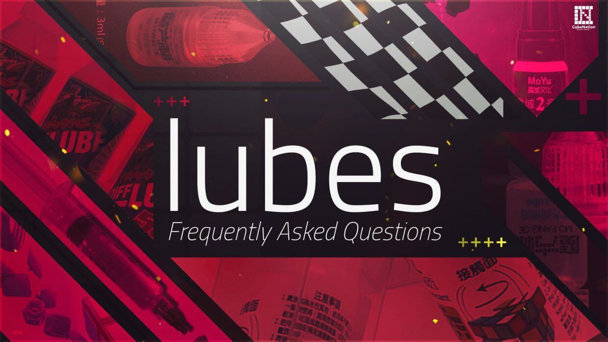 Lube F.A.Q | Which lubes to buy? Why? When?