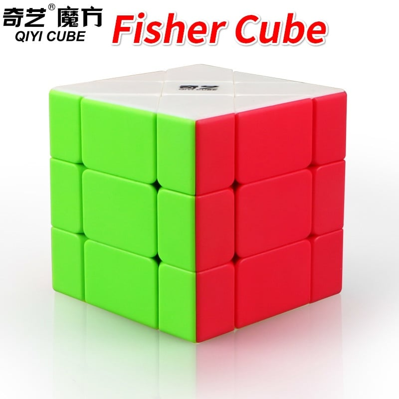 a few days away best value retail prices QiYi 3x3 Fisher Cube